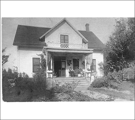 Joseph J. Ryan home, circa 1940 [Photo courtesy Greg Leo]